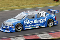 Khodair Racing Stock Car Interlagos Brazil Royalty Free Stock Image
