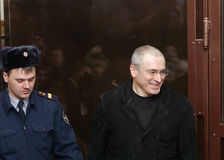 Khodorkovsky Stock Images