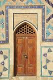 Khoja阿哈迈德Yasavi陵墓在Turkistan,哈萨克斯坦 免版税库存照片