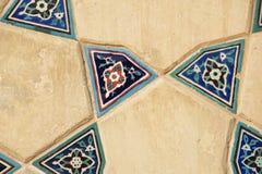 Khoja阿哈迈德Yasavi陵墓在Turkistan,哈萨克斯坦 库存照片