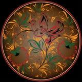 Khokhloma Imagens de Stock