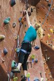Khole Rock Climbing Series A 12 Stock Photos