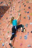 Khole Rock Climbing Series A 22 Stock Photos