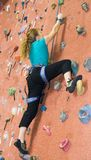 Khole Rock Climbing Series A 23 Stock Photo