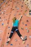 Khole Rock Climbing Series A 24 Royalty Free Stock Image