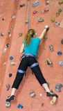 Khole Rock Climbing Series A 25 Stock Photo