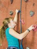 Khole Rock Climbing Series A 28 Royalty Free Stock Image