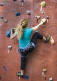 Khole Rock Climbing Series A 32 Royalty Free Stock Image