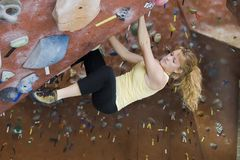 Khole Rock Climbing Series A 38 Stock Photos
