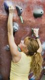Khole Rock Climbing Series A 41 Stock Photo