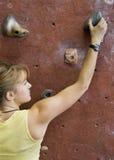 Khole Rock Climbing Series A 46 Stock Image