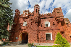 Kholm Gate of Brest Fortress. Stock Photography