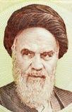 khomeini Στοκ φωτογραφία με δικαίωμα ελεύθερης χρήσης