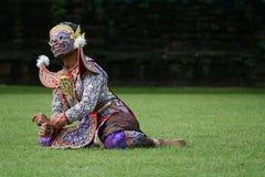 khon Ταϊλανδός Στοκ Εικόνα