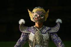 khon Ταϊλανδός Στοκ Φωτογραφία