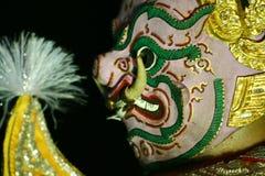 khon Ταϊλανδός Στοκ Εικόνες