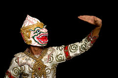 Khon Imagen de archivo libre de regalías