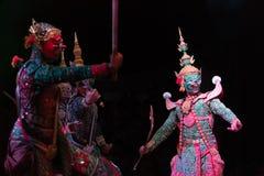 Khon Στοκ Εικόνες