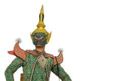 Khon character Stock Photography