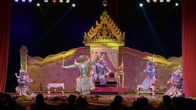 Khon, el alto arte del tailand?s con elegancia metrajes