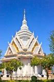 Khon Kaen市柱子 库存图片
