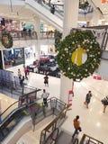 KHON KAEN,泰国- 11月14 :百货商店int照片  免版税库存图片