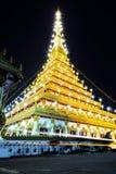 KHON KAEN świątynia Fotografia Royalty Free