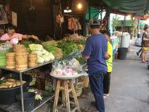 Khon Kaen Street markets in Khon Kaen Thailand Stock Photography