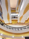 KHON KAEN, TAILANDIA - 14 DE NOVIEMBRE: uprisen el ángulo del departamento Fotografía de archivo libre de regalías