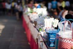 Khon Kaen, Tailandia - 28 ottobre: Tak Bat Devo Rohana è il Festiv Fotografia Stock Libera da Diritti