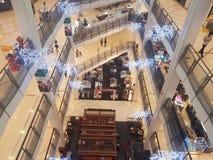KHON KAEN, THAILAND - NOVEMBER 14: wide shot of department store Stock Photo