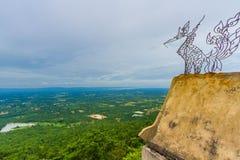 Khon Kaen , thailand. Park Phu Kao - Phu Phan Kham Royalty Free Stock Image