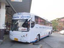 Khon Kaen to Loei bus Stock Image