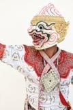 Khon,kind of Thai drama Royalty Free Stock Image