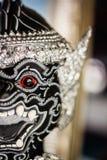 Khon mask Royalty Free Stock Image