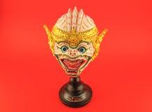 Khon masked model. Style image Stock Image