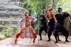 Khon performance Stock Images