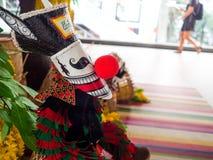 khon phi ta Μάσκα φαντασμάτων της επαρχίας Loei, Ταϊλάνδη Στοκ φωτογραφίες με δικαίωμα ελεύθερης χρήσης