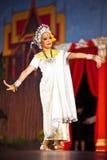 Khon the story of Ramayana Royalty Free Stock Image