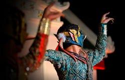 Khon tailandese fotografie stock libere da diritti