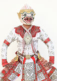 Khon Tajlandzki dramat, jakby obraz royalty free