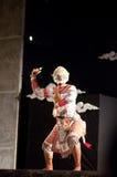 Khon-Thai culture drama dance show Stock Images