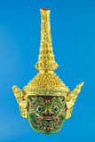 Khon, Thai style mask Stock Photos