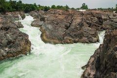 Khone Phapheng στοκ εικόνες με δικαίωμα ελεύθερης χρήσης