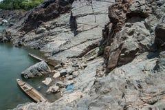 Khone Phapheng στοκ φωτογραφίες με δικαίωμα ελεύθερης χρήσης