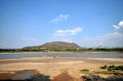 Khong river Stock Photography