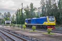 Khonkaen pociągu stacja kolejowa Zdjęcia Royalty Free