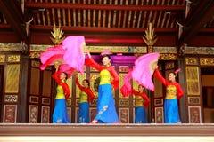 Khoo Kongsi中国人寺庙 库存照片