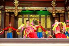 Khoo Kongsi中国人寺庙 库存图片