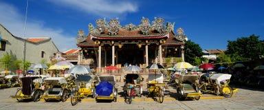 Khoo Kongsi寺庙 库存照片